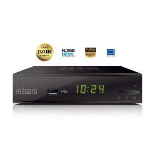 Přijímače DVB-T2