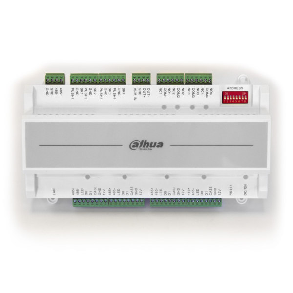 ASC1204B-S IP přístupový kontrolér