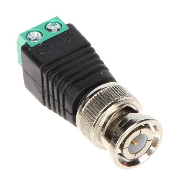 BNC/2P BNC konektor