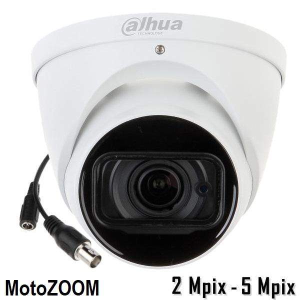 HAC-HDW1500T-Z-A-2712 dome kamera Dahua 5 Mpx