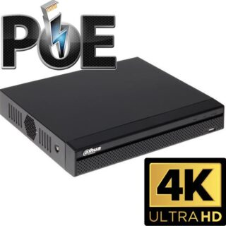 NVR4104HS-P-4KS2/L záznamové zařízení 4K Dahua