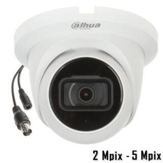 HDW1500TMQ-A-0280B-S2 dome kamera 4v1 Dahua 5Mpix