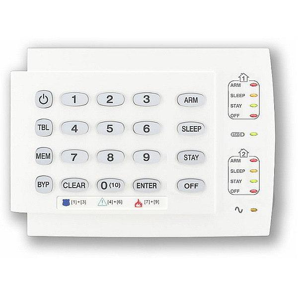 K10H LED klávesnice Paradox