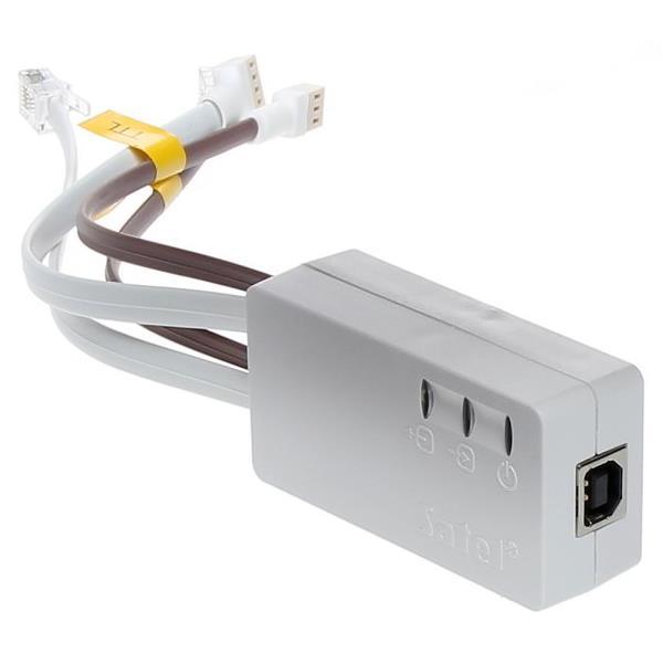 USB-RS programovací kabel s převodníkem Satel