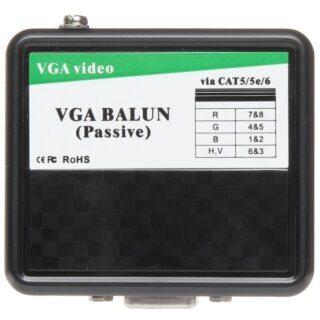 Převodníky VGA, HDMI a USB po UTP
