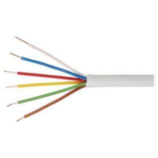 Kabel pro EZS 6X0.22 drát, nestíněný