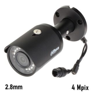 4Mpix IP kamera Dahua IPC-HFW1431S-0280B-S4-B